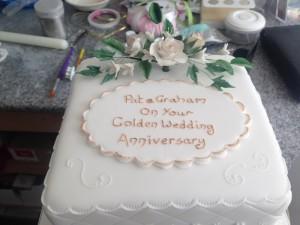 anniversary cake 3