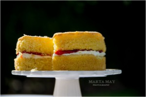 Jam and Buttercream
