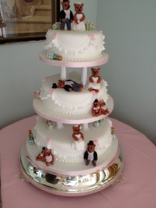 Wedding Cake - Theme 7