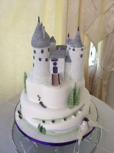 Wedding Cake - Theme 8