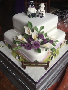 Wedding Cake - Theme 19